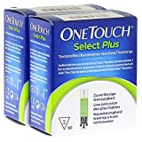 ONE TOUCH Select Plus Blutzucker Teststreifen 100 St Teststreifen