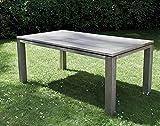 Lofttisch 180X 100cm Washed Grey 77