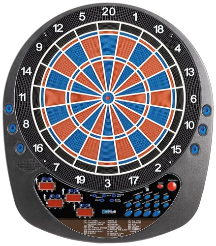 Darters Darts elektronische Profi-Dartscheibe FUTURE, 45140