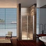 Nischentür für Duschen Duschabtrennung Duschtür 110cm x 195cm