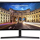 Samsung C24F396FHU 60,9 cm (24 Zoll) Curved Monitor (VGA, HDMI, 4 ms Reaktionszeit, 1920 x 1080 Pixel) schwarz