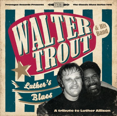 Luther's Blues - Tribute to Luther Allison [Vinyl LP]