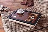 Tablett 'Kaffee', Knietablett