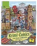 Redaktion Wadenbeißer Band 2: Neue Krimi-Comics zum Lesen & Mitraten