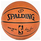 Spalding NBA Gameball Basketball Ball orange, 7