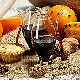 Jellbaby Portwein-Gläser,2er-Set, mit Geschenkbox, auch toll für Brandy