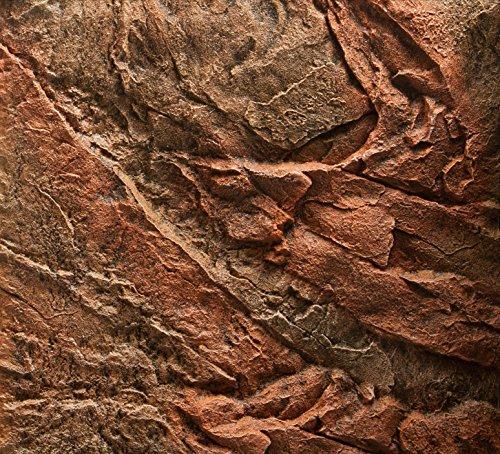 Juwel Aquarium 86941 Background Cliff Dark Strukturrückwand