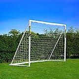 FORZA wetterfestes Fußballtor. Klick-Modelle [Net World Sports]