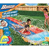 Banzai 42324 Splash Sprint Racing Slide