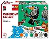 Marabu Kids Window Color Set Dschungel