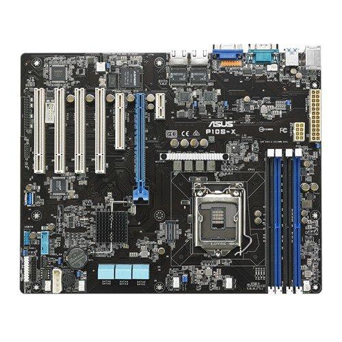 Asus 90SB05B0-M0UAY0 Mainboard Intel LGA1151 Socket Aufrüstset schwarz