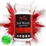 NOOTROPIC von nutritify JUST STUDY Brain Booster | 120 Konzentrations-Tabletten unterstützen Dank B5¹ das Gedächtnis - rezeptfreie Nootropika-Kapseln mit B5¹ fürs Gehirn & L-Theanin | OHNE Koffein