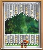 Gardinenbox Scheibengardinen Set 2 Teilig, 30/50x160, 33513, 33500
