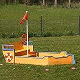 Sandkasten Boot