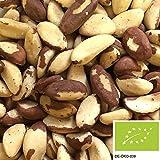 500g Bio Paranüsse aus Wildsammlung, Ganze Nüsse naturbelassen und unbehandelt in Bio-Qualität