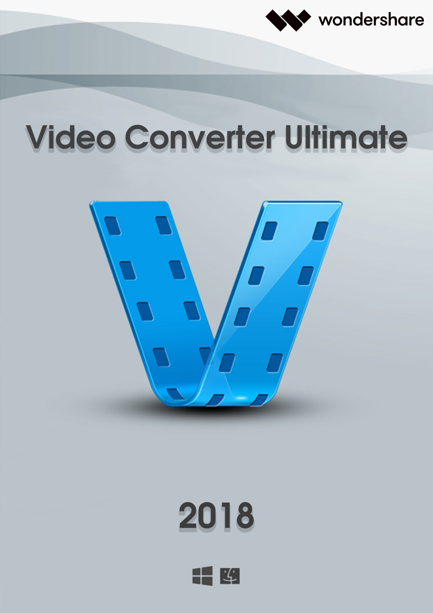 Wondershare Video Converter Ultimate für PC - 2018 [Download]