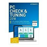 MAGIX PC Check & Tuning – Version 2018 – Macht Ihren PC: Schneller. Stabiler. Geräumiger. [Download]