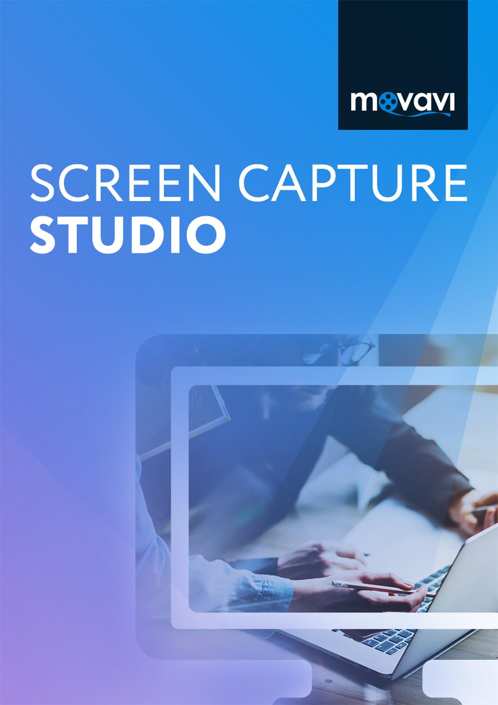 Movavi Screen Capture Studio for Mac 5 Persönliche Lizenz [Download]