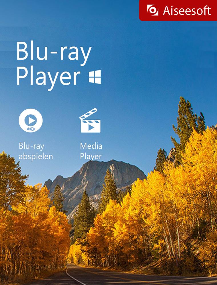 Aiseesoft Blu-ray Player für PC - 2018 [Download]
