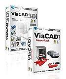 ViaCAD 2D/3D 9 + PowerPack - 3D Druck [Download]